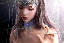 Incanto fantasy / by Maristella Pedemonte