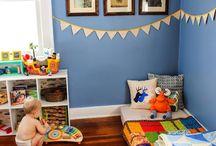 Leo room toddler
