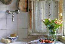 coisas soltas / Paixão pela cozinha