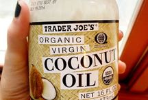 Coconut Oil !!!!!!! / by Shana Barbie