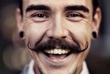 Barba feliz