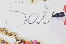 Stella & Dot Deals ! / Who doesn't wanna save a buck ?  / by Tanya Abbate