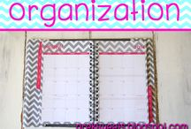 Organization / Tips for classroom management, room organization, and storage.