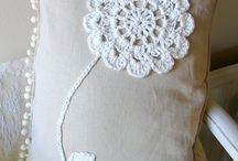 Crochet.On Cushions