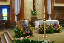 kirke påske