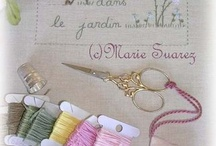 BRODERIE / by Jennifer Martin