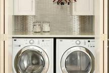 Laundry room / by Shawna Bryan