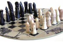 Schach- und Brettspiele