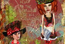 Mixed Media Inspiration / by Amy Figueroa