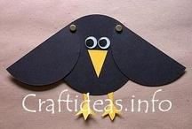 Theme: Birds and Bats
