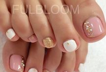 Pedi nails / Nails design