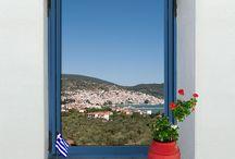 A walk down Skopelos