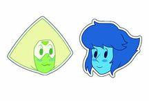 Steven Universe / Diamond ♦, lion, gems , wallpaper and other