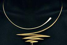 Semiprecious - necklaces