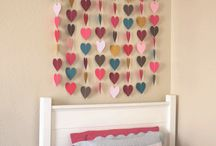 Decorating for Molly's Room/Playroom / by Kate Curtis