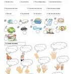 español es fácil con Pinterest / worksheets for learning spanish - Español como lengua extranjera