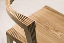 krzesła sklejka