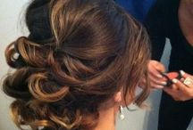 PIN UP WEDDING HAIRSTYLES