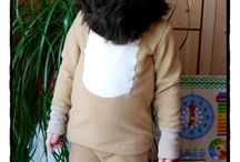 Kinderkleidung selbst genäht