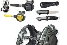 Cressi diving equipment