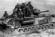 Allied AFV's of WW2