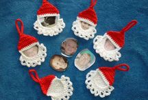 crochet xmas decorations