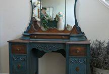 Refurb furniture