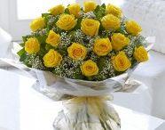 International Women' Day Flowers / International Women' Day Flowers, 8th March 2015