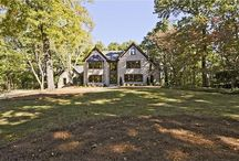 860 Waddington Court, Sandy Springs, GA 30350 / A spectacular basement to ceiling renovation of a beautiful property in Spalding Mill.  $1,200,000.