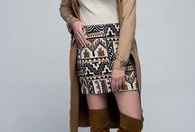 Etek Modası / Skirt Fashion / olgunorkun.com | Kış modasının şık detayı etek modelleri