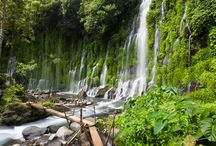 Philippine Waterfalls / A collection of Philippine's stunning waterfalls