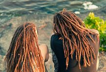 Exotic locs,twists,braids / by Alexis Anthony
