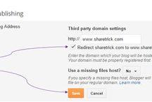 How to Setup a Custom Domain on Blogger Blogging Platform