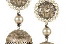 Silver Accessories / by Bhavna S