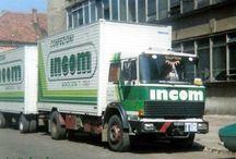 Italian trucks