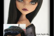 DOLLS / Monster high, and other dolls