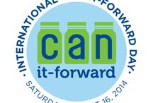 International Can-It-Forward Day / Join us for the first ever International Can-It-Forward Day Saturday, 8/16 starring Top Chef Judge Hugh Acheson.  A day to celebrate fresh and local ingredients, International Can-It-Forward Day teaches the joys of fresh preserving with a live, free webcast featuring canning, crafting and entertaining demonstrations.  The live webcast will be broadcast on our site from 10AM – 2PM EST. This board will be updated by Ball Canning and Chef Acheson with canning recipes, how-tos and more. / by Ball® Canning