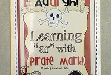 Teach (Gasparilla/Pirates Unit) / by Mary Buell