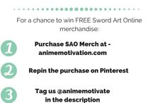 A.N.M Giveaways / Product giveaways, contests, prizes, and everything related for Anime fans. By Anime Motivation