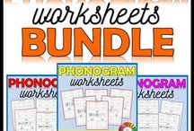 Great TpT Resources! / Various teaching resources available to you!