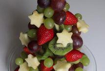 Deko Obst Kinder