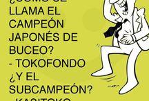 CAMPEONES JAPONESES DEL BUCEO DEOS DEOS ...