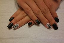 Nails by Nyko / More nail designs on my Facebook Page --- Like and Share please https://www.facebook.com/NailsByNyko