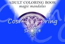 Coloring Book Video Previews / A good look inside Cosmic Coloring https://www.youtube.com/channel/UCTrkglX_ZSM2GOEnbpJzwGA