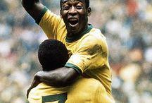 The Brazilian Legend - Pele