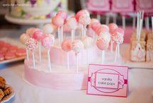 Cake Pops / by Fanisha Hayes