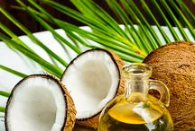 Uses of coconut oil / by Ashley Robertson