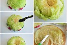 haslamadan lahana ayrilma