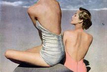 Vintage Swimwear & lingerie