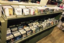 Salon Music Classical Specialists at Brooklyn Theatre / Salon Music Classical Music Specialists at Brooklyn Theatre. Incredible selection of classical stock. Perfect gifts for stylish folk this Christmas. 012-460-6033